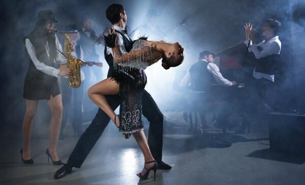 社交ダンス ラテンダンス