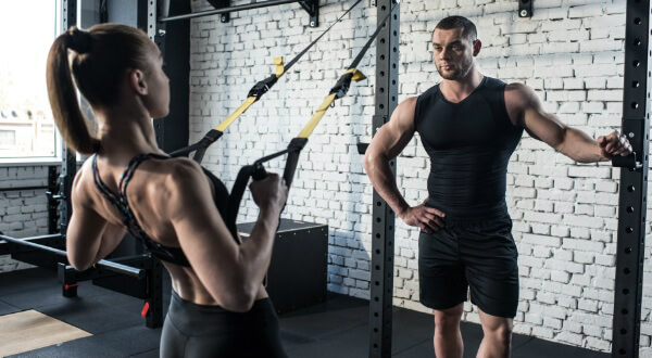 TRXパーソナルトレーニング 口コミ ダイエット 効果