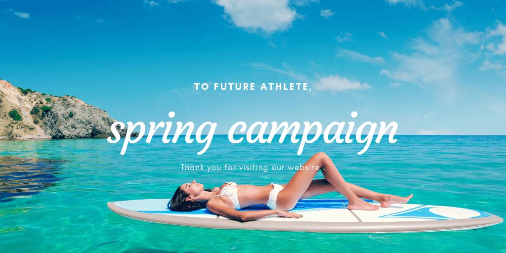 春のキャンペーン2019